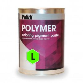 Пигментная паста Polymer L зеленая