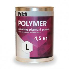Пигментная паста Polymer L белая 4,5 кг.