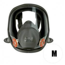 Полная маска защитная 3M 6800 размер M (средний)