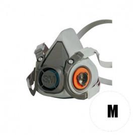 Полумаска защитная 3M 6200, размер M (средний)