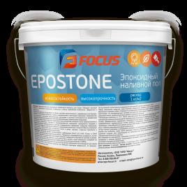 Эпоксидный наливной пол FOCUS EPOSTONE 30кг