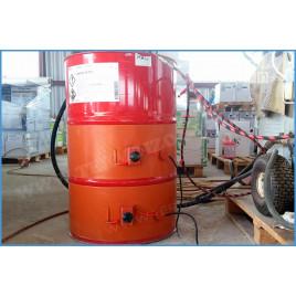 Обогревающий пояс для бочки 200 л /2 кВт